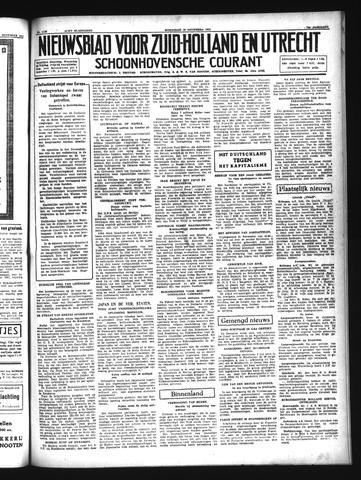 Schoonhovensche Courant 1941-11-19