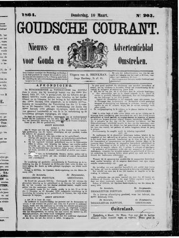Goudsche Courant 1864-03-10