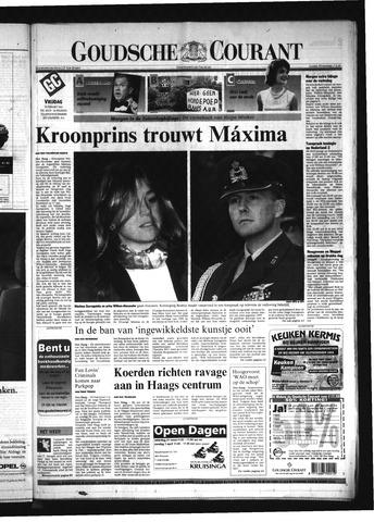 Goudsche Courant 2001-03-30