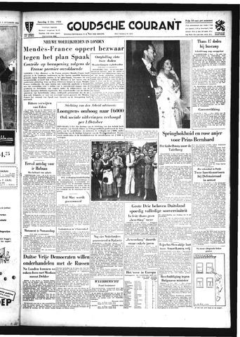 Goudsche Courant 1954-10-02