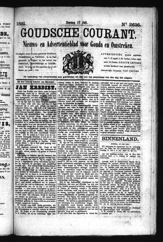 Goudsche Courant 1881-07-17