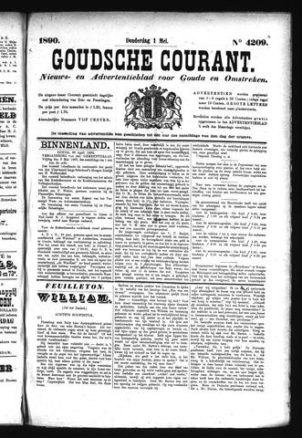Goudsche Courant 1890-05-01