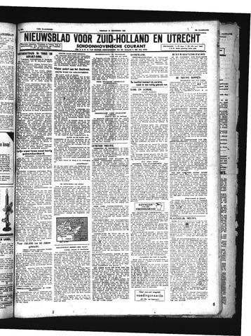 Schoonhovensche Courant 1942-12-11