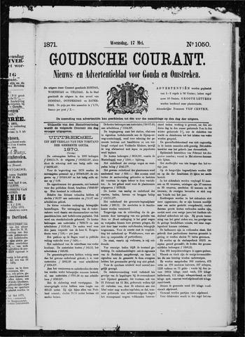 Goudsche Courant 1871-05-17