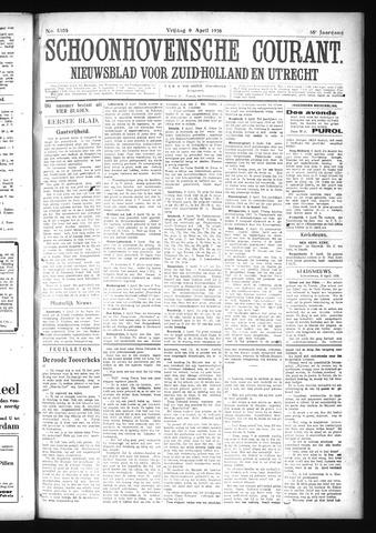 Schoonhovensche Courant 1926-04-09