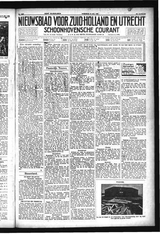 Schoonhovensche Courant 1933-07-19