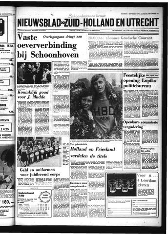 Schoonhovensche Courant 1975-09-01