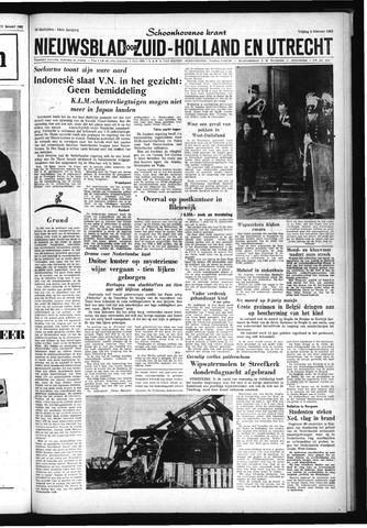 Schoonhovensche Courant 1962-02-02