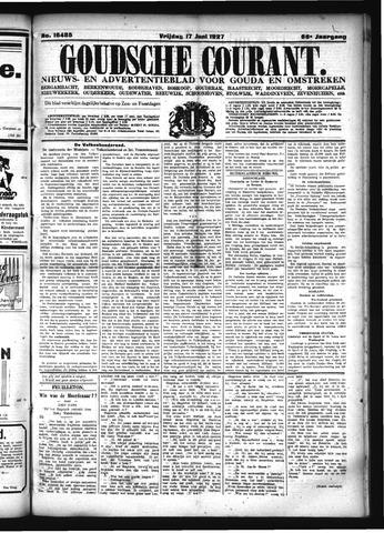 Goudsche Courant 1927-06-17
