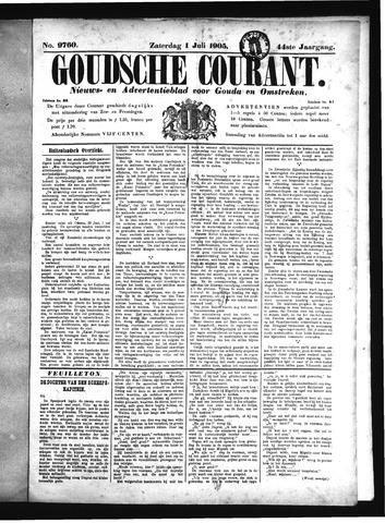 Goudsche Courant 1905-07-01