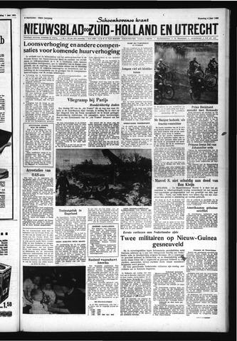 Schoonhovensche Courant 1962-06-04