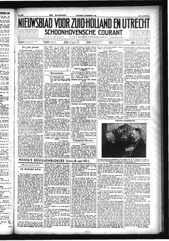 Schoonhovensche Courant 1933-12-04