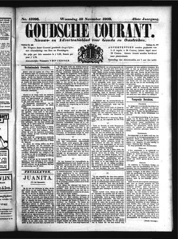 Goudsche Courant 1909-11-10