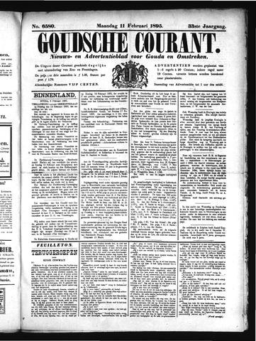 Goudsche Courant 1895-02-11