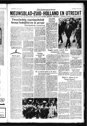 Schoonhovensche Courant 1966-10-05