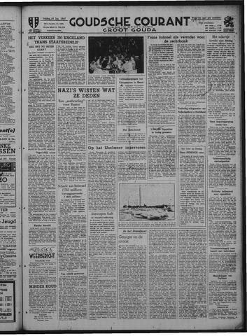 Goudsche Courant 1947-01-24
