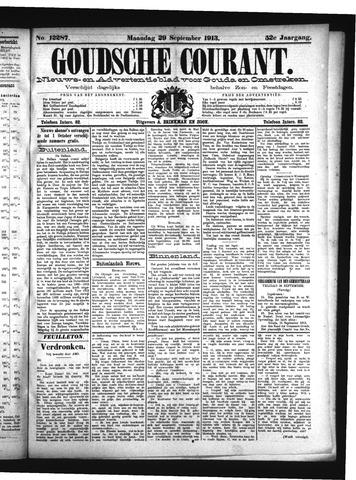 Goudsche Courant 1913-09-29