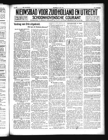 Schoonhovensche Courant 1941-06-16