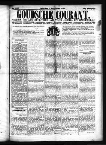 Goudsche Courant 1927-11-12
