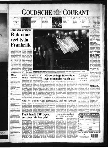 Goudsche Courant 2002-04-22