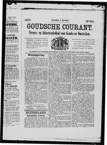 Goudsche Courant 1870-11-02