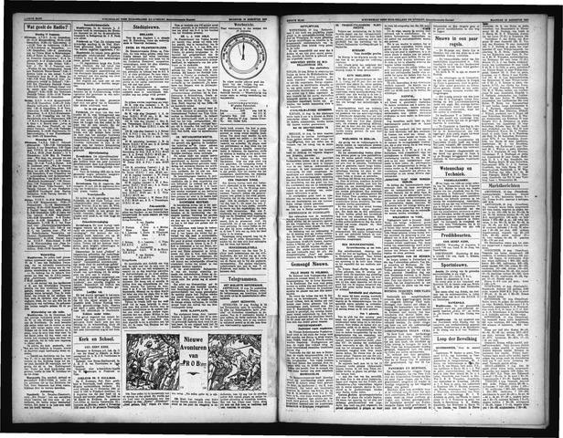 Schoonhovensche Courant 1931-08-10
