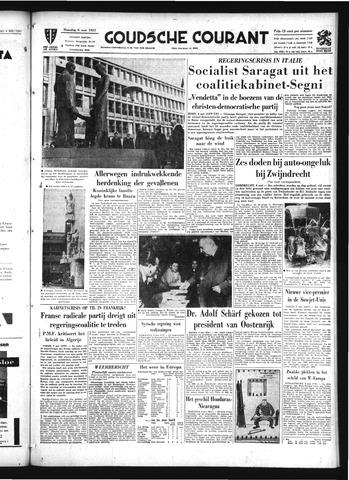 Goudsche Courant 1957-05-06