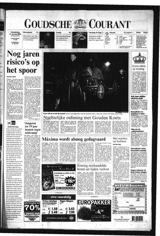 Goudsche Courant 2002-01-31