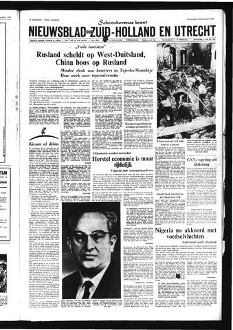 Schoonhovensche Courant 1968-09-04