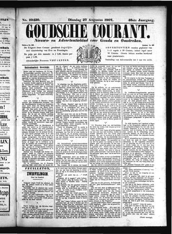 Goudsche Courant 1907-08-27