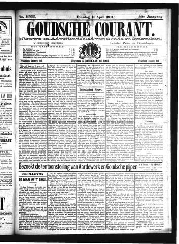Goudsche Courant 1911-04-11