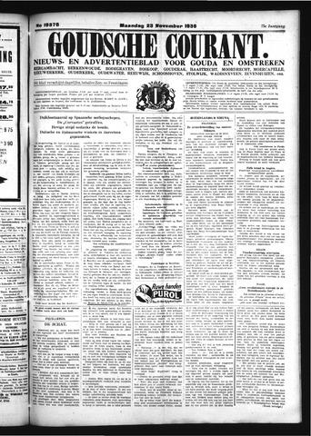 Goudsche Courant 1936-11-23