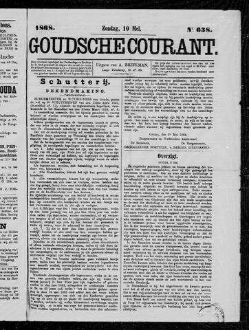 Goudsche Courant 1868-05-10