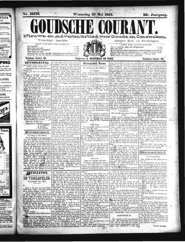 Goudsche Courant 1913-05-21