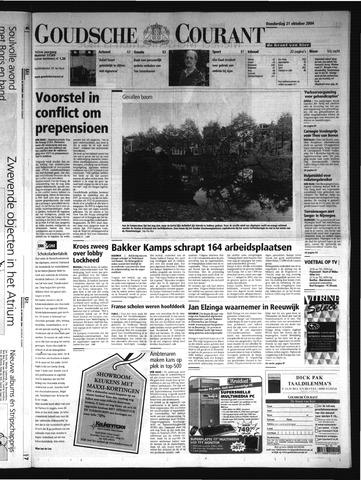 Goudsche Courant 2004-10-21
