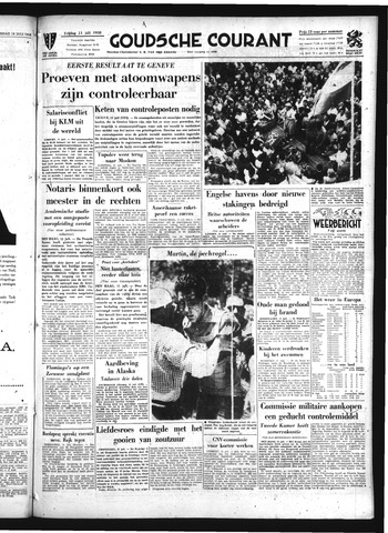 Goudsche Courant 1958-07-11