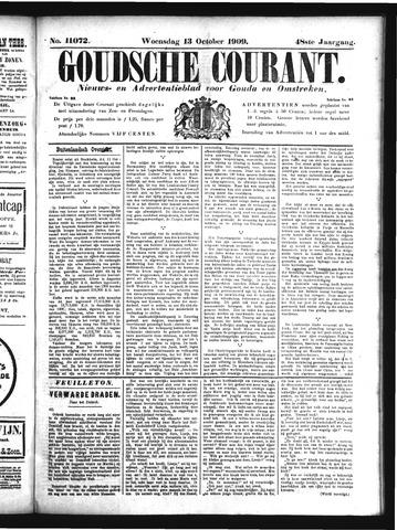 Goudsche Courant 1909-10-13