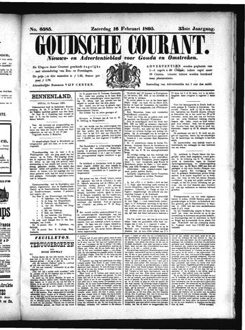 Goudsche Courant 1895-02-16