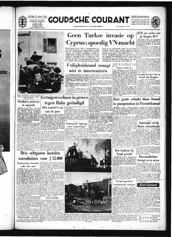 Goudsche Courant 1964-03-14
