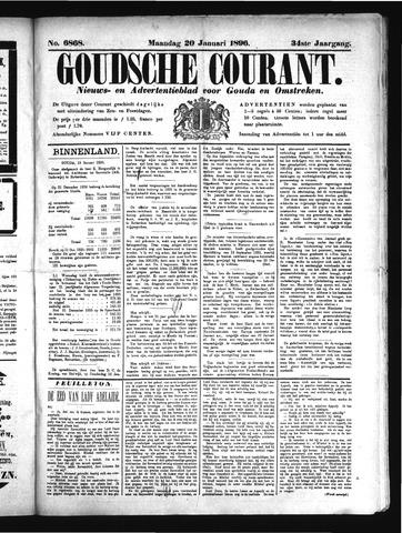 Goudsche Courant 1896-01-20