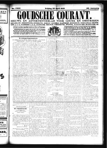 Goudsche Courant 1929-04-26