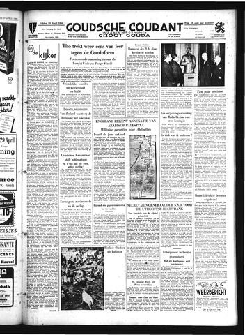 Goudsche Courant 1950-04-28