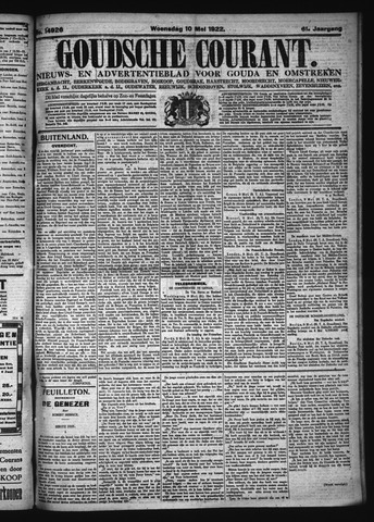 Goudsche Courant 1922-05-10