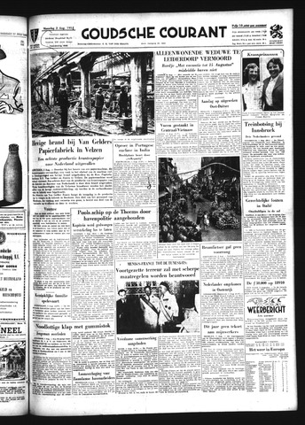 Goudsche Courant 1954-08-02