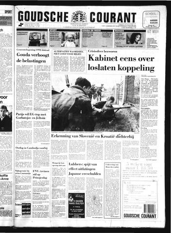 Goudsche Courant 1991-08-27