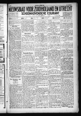 Schoonhovensche Courant 1930-10-06