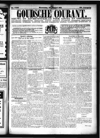 Goudsche Courant 1931-01-28
