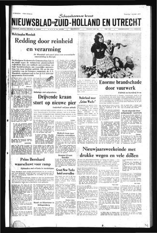 Schoonhovensche Courant 1972-01-03