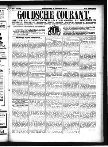 Goudsche Courant 1928-10-11
