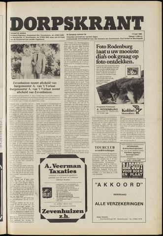 Dorpskrant 1982-06-11